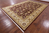 "Peshawar Wool Area Rug - 10' 2"" X 14' 1"" - Golden Nile"