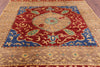 Kaitag Hand Knotted Oriental Wool Rug 8 X 10 -  Golden Nile