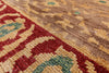 "Kaitag Hand Knotted Wool Area Rug - 8' 3"" X 9' 9"" - Golden Nile"