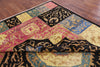 "Arts & Crafts Handmade Wool Area Rug - 9' X 11' 6"" - Golden Nile"