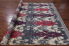 "Ikat Handmade Wool Area Rug - 8' 2"" X 10' 4"" - Golden Nile"