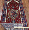Oriental Serapi 3 X 6 Runner Area Rug - Golden Nile