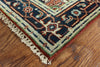 Heriz Hand Knotted 3 X 5 Area Rug - Golden Nile