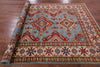 "Kazak Hand Knotted Area Rug - 5' 10"" X 7' 10"" - Golden Nile"