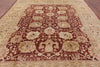 "Peshawar Hand Knotted Area Rug - 8' 2"" X 10' 10"" - Golden Nile"