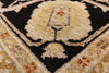 "Peshawar Hand Knotted Area Rug - 8' 1"" X 9' 7"" - Golden Nile"