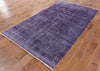 Oriental Overdyed Rug 5 X 8 - Golden Nile