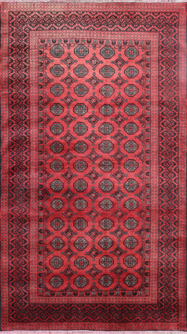 Persian Oriental Wool Area Rug 5 X 8