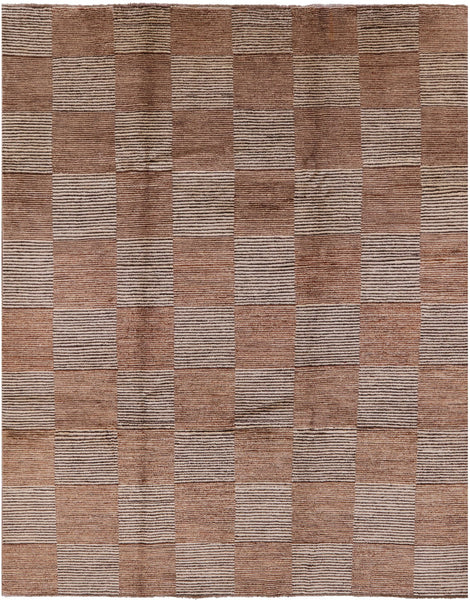 "Gabbeh Oriental Area Rug - 8' 1"" X 10' 3"" - Golden Nile"