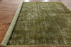9 X 12 Overdyed Hand Knotted Area Rug -  Golden Nile