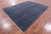 Overdyed Oriental Area Rug 9 X 13 -  Golden Nile