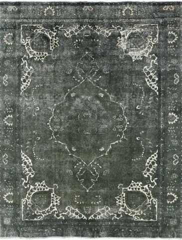 Handmade Persian Overdyed Area Rug 10 X 12