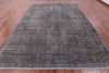 10 X 13 Overdyed Oriental Area Rug -  Golden Nile