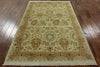 Traditional Peshawar Handmade 5 X 8 Area Rug -  Golden Nile