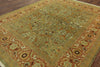 Floral Persian Handmade Area Rug 8 X 10 - Golden Nile