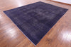 10 X 13 Hand Knotted Overdyed Area Rug -  Golden Nile