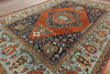 Super Fine Serapi Oriental Area Rug 10 X 14 -  Golden Nile