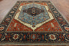 Fine Serapi Hand Knotted Area Rug 10 X 12 -  Golden Nile