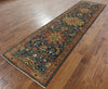 3 X 12 Oriental Super Fine Serapi Area Rug -  Golden Nile