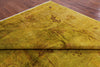 "Overdyed Full Pile Wool Area Rug - 9' 2"" X 11' 10"" - Golden Nile"