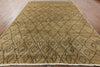Moroccan Oriental Wool Area Rug 10 X 13 - Golden Nile
