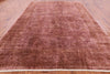 "Overdyed Full Pile Wool Area Rug - 9' 3"" X 12' - Golden Nile"