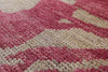 "Modern Handmade Wool Rug - 4' 2"" X 5' 1"" - Golden Nile"