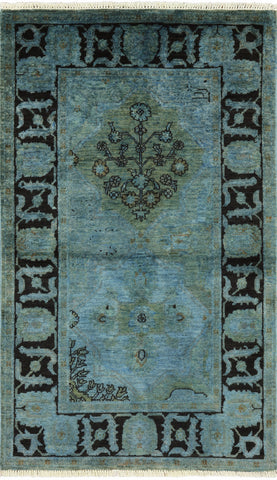 Traditional Persian Wool 3 X 5 Area Rug