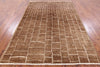 6 X 9 Modern Moroccan Area Rug -  Golden Nile