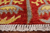 "Arts & Crafts Handmade Wool Area Rug - 7' 10"" X 9' 10"" - Golden Nile"