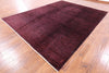 "Full Pile Wool Overdyed Rug - 9' 1"" X 11' 10"" - Golden Nile"