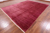 Overdyed Full Pile Wool Rug - 9' X 12' - Golden Nile