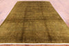 "Hand Knotted Full Pile Wool Overdyed Rug - 8' 4"" X 10' 11"" - Golden Nile"