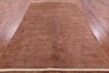 "Overdyed Full Pile Rug - 6' 3"" X 9' 2"" - Golden Nile"