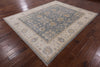 "Traditional Chobi Peshawar Area Rug - 8' 1"" x 9' 10"" - Golden Nile"