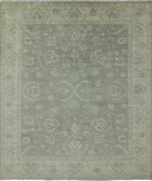 Traditional Peshawar 8 X 10 Area Rug - Golden Nile