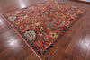 "Fine Serapi Area Rug - 9' 1"" X 12' 1"" - Golden Nile"