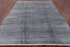 "Savannah Hand Knotted Wool & Silk Rug - 7' 9"" X 10' - Golden Nile"
