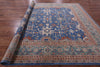 "Persian Fine Serapi Handmade Wool Rug - 9' 10"" X 13' 9"" - Golden Nile"