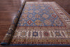 "Super Kazak Hand Knotted Wool Rug - 12' 8"" X 16' 1"" - Golden Nile"