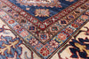"Super Kazak Hand Knotted Wool Rug - 10' 1"" X 13' 1"" - Golden Nile"