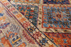 "Khorjin Persian Gabbeh Handmade Wool Runner Rug - 2' 7"" X 9' 8"" - Golden Nile"