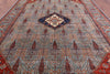 "Persian Fine Serapi Hand Knotted Wool Rug - 9' 9"" X 13' 5"" - Golden Nile"