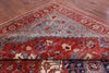 "Persian Fine Serapi Hand Knotted Wool Rug - 9' 11"" X 14' 2"" - Golden Nile"