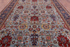 "Persian Fine Serapi Handmade Wool Rug - 9' 8"" X 13' 10"" - Golden Nile"