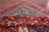 "Persian Fine Serapi Handmade Wool Rug - 9' 9"" X 13' 8"" - Golden Nile"