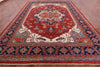 "Fine Serapi Hand Knotted Wool Rug - 9' 8"" X 13' 4"" - Golden Nile"