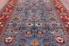 "Persian Fine Serapi Handmade Wool Rug - 8' 7"" X 11' 7"" - Golden Nile"