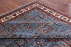 "Persian Fine Serapi Hand Knotted Wool Rug - 8' 10"" X 11' 10"" - Golden Nile"