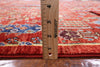 "Persian Fine Serapi Hand Knotted Wool Rug - 5' 1"" X 6' 8"" - Golden Nile"